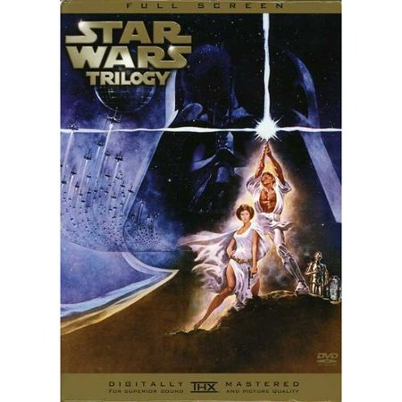 Star Wars Trilogy  Le   Full Frame  Limited Edition