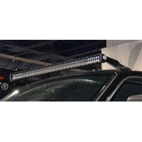 """N-Fab Inc C0750Lr 07-13 Silverado/Sierra Roof Mounted 50"""" LED Light Bar Brackets"""