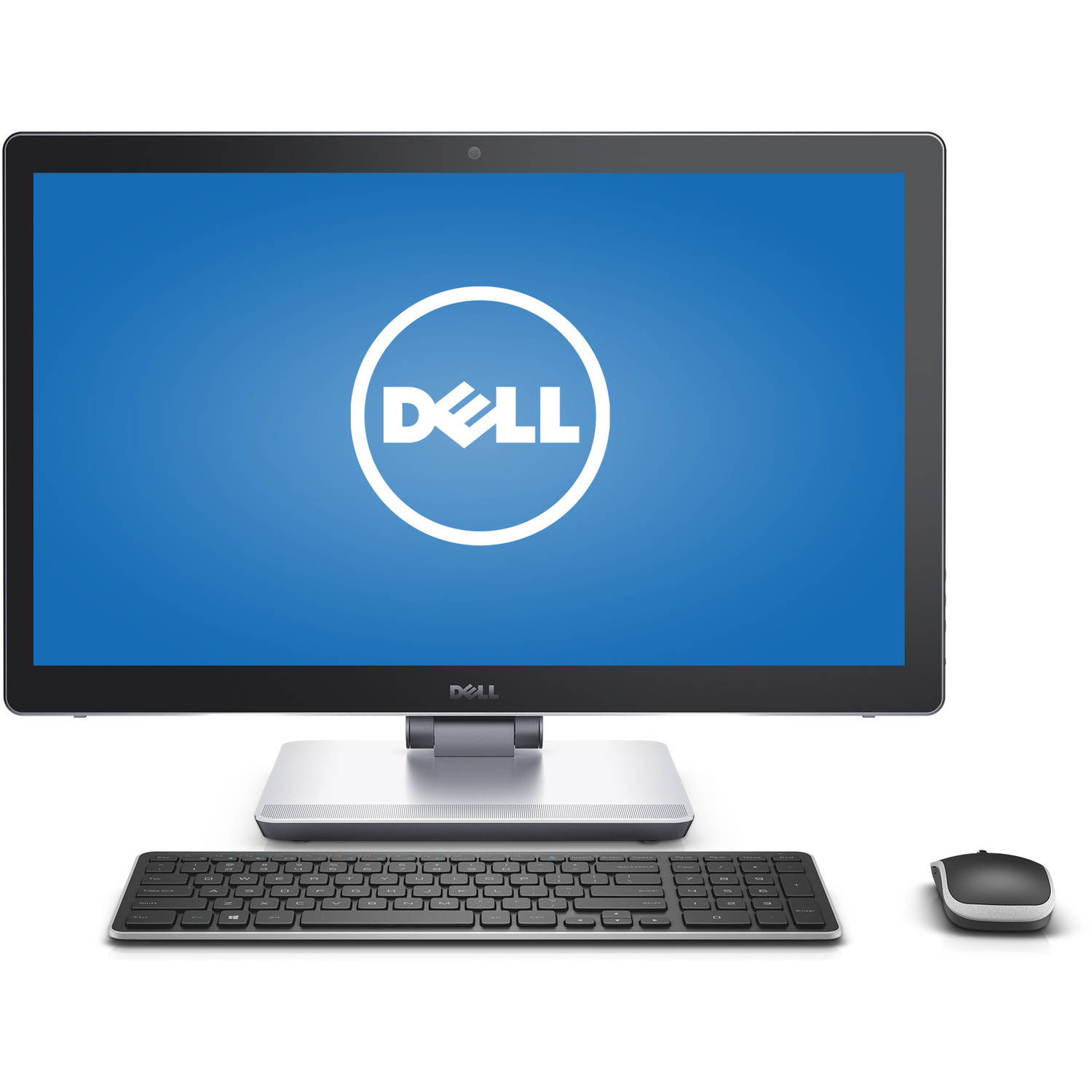 "Dell Inspiron 7459 All-in-One Desktop PC with Intel Core i5-6300HQ Processor, 12GB Memory, 23.8"" Touchscreen, 1TB Hard Drive and Windows 10 Home"
