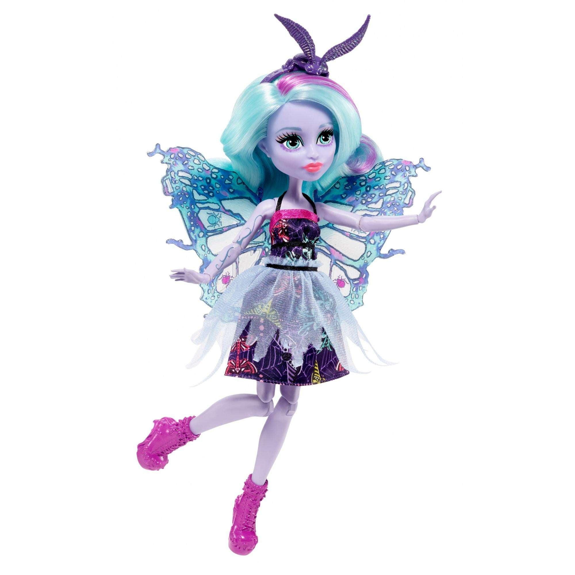 Monster High Garden Ghouls Wings Twyla Doll by Mattel