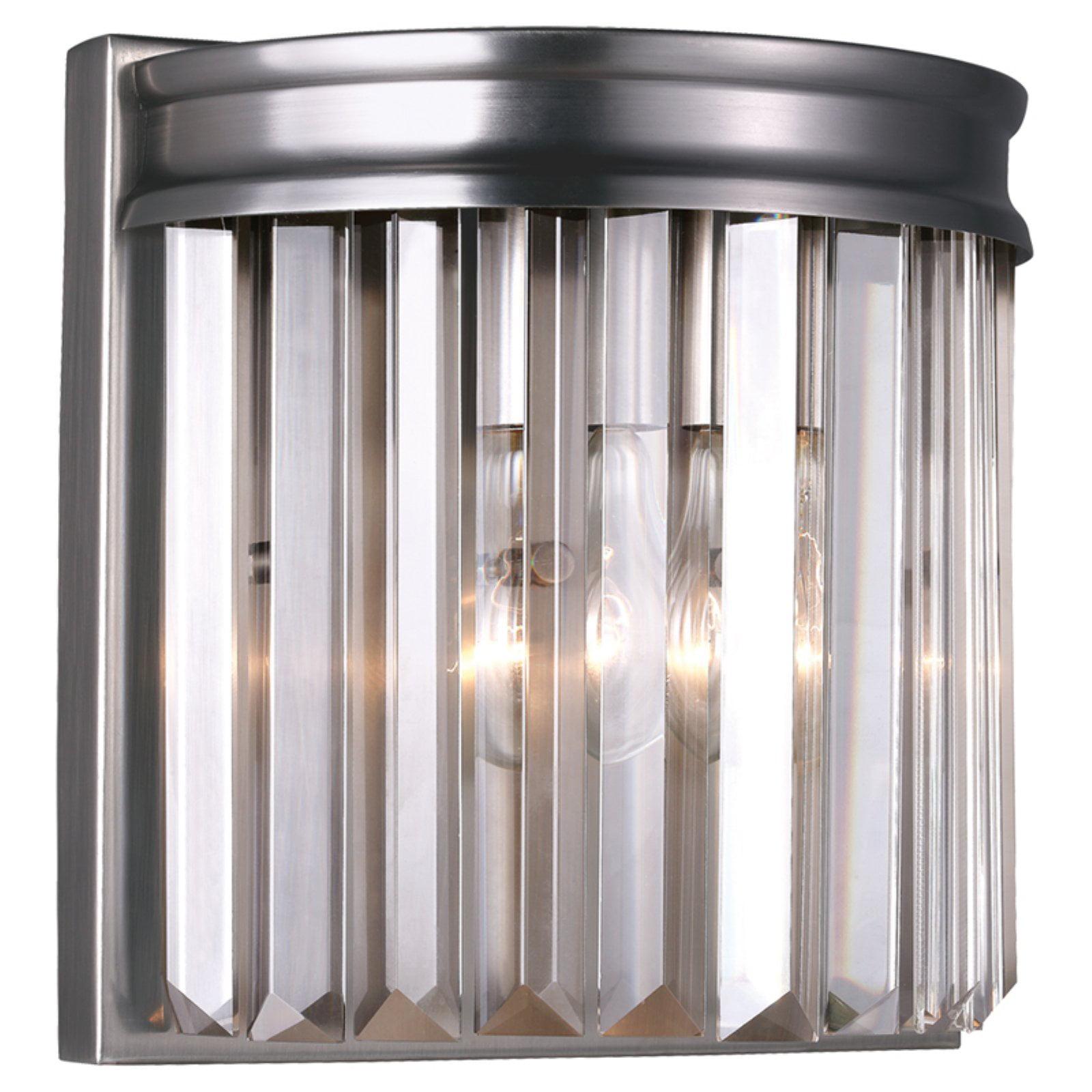 Sea Gull Lighting Carondelet 4414001 1-Light Wall / Bath Sconce