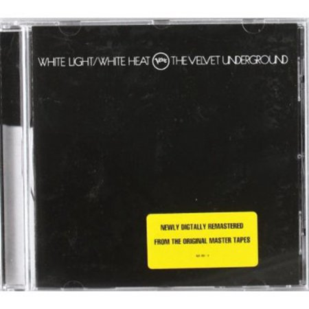Velvet Underground - White Light/White Heat [CD]