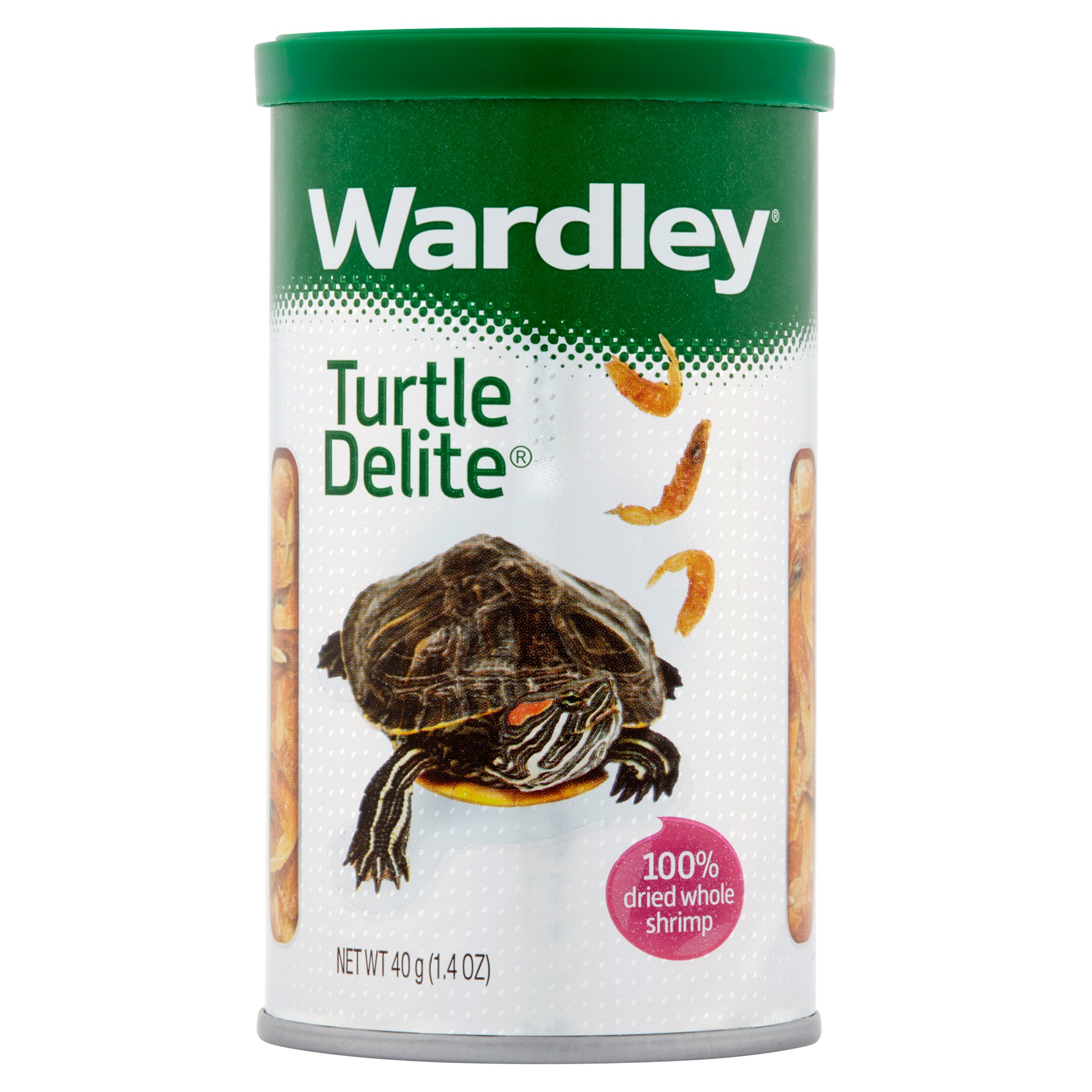 Wardley Turtle Delight Reptile Food, 1.4 oz by The Hartz Mountain Corporation