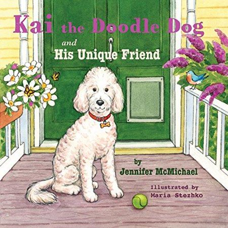 Kai the Doodle Dog and His Unique Friend - image 1 de 1