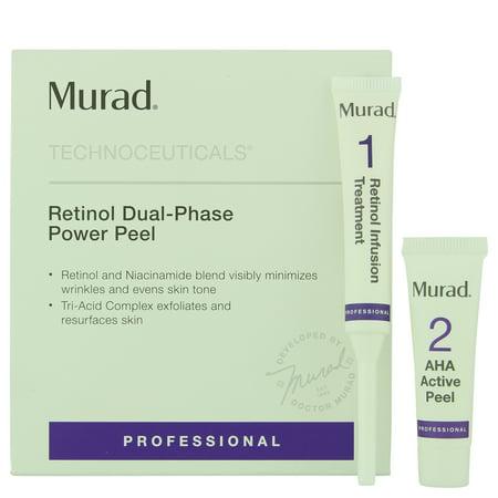 Power Peel (Murad Retinol Dual-Phase Power Peel 10 ct)