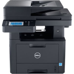 Dell B2375DNF Laser Multifunction Printer - Monochrome - Plain Paper Print