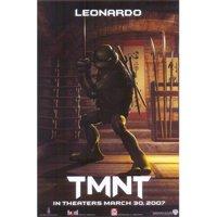 Posterazzi MOV376262 Teenage Mutant Ninja Turtles Movie Poster - 11 x 17 in.