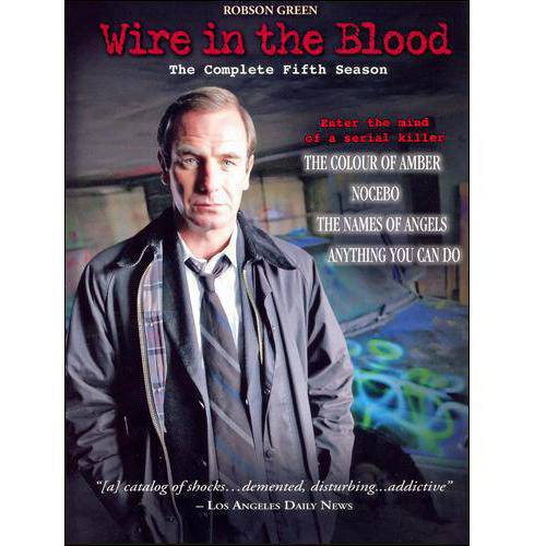 Wire In The Blood: The Complete Fifth Season (Widescreen, Full Frame)