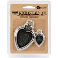 Mechanicals: Heart Locket Pend