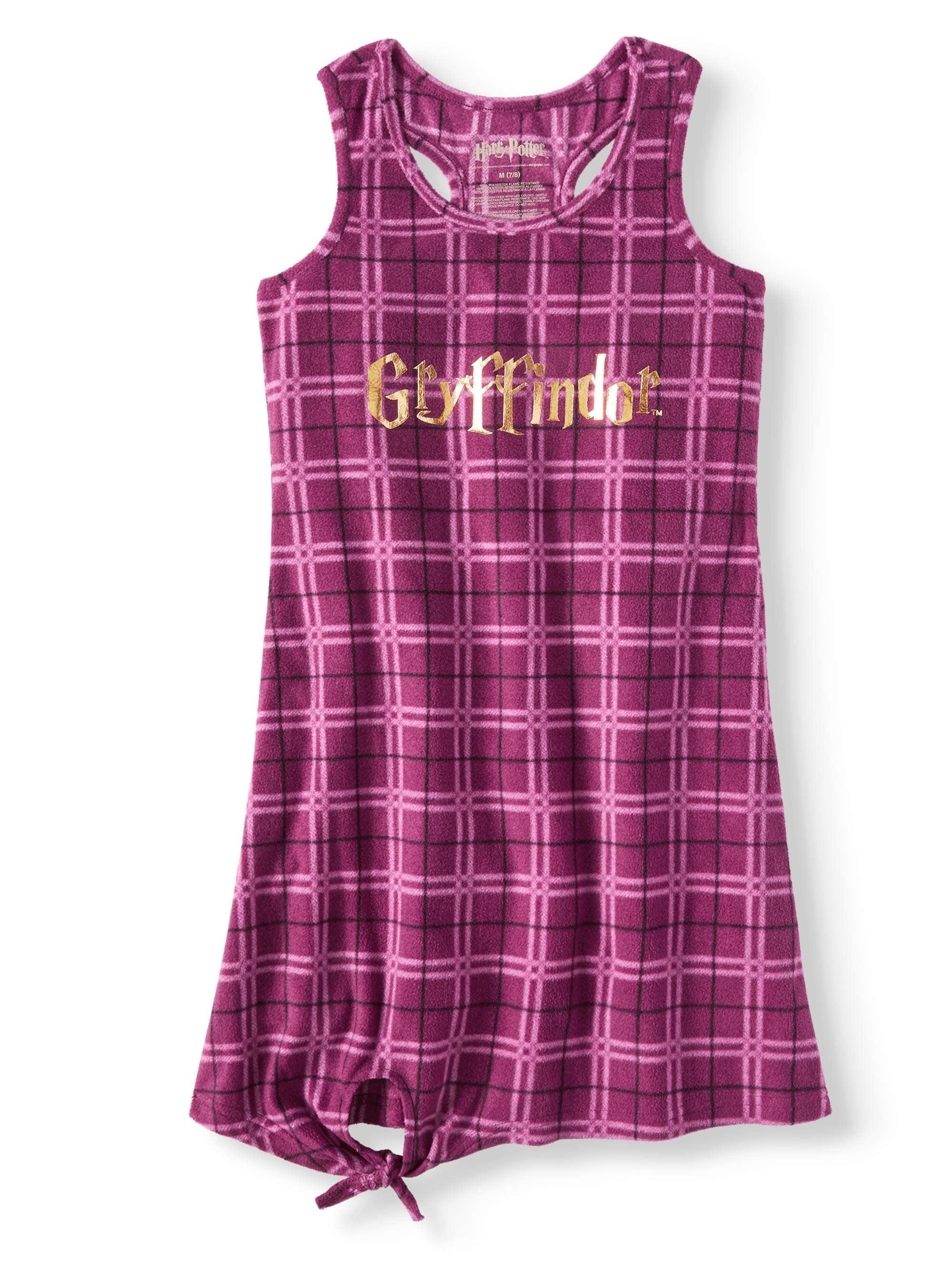 Harry Potter 'Gryffindor House' Racerback Pajama Nightgown Girls'