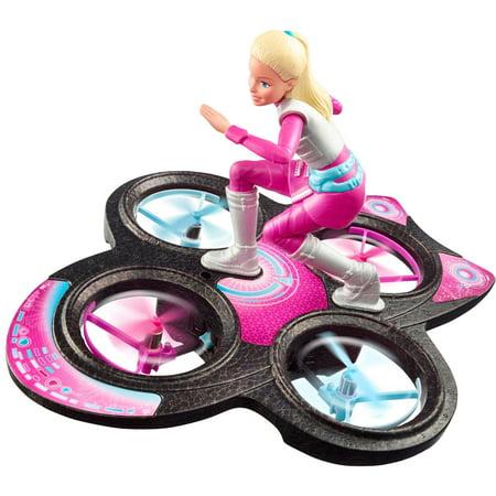 Barbie Star Light Adventure Flying RC Hoverboard (Barbie Radio)