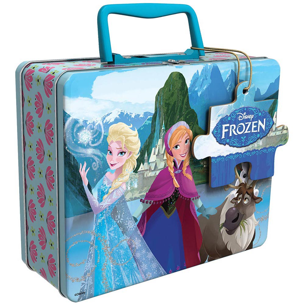 Cardinal Games - Frozen Puzzle In Tin