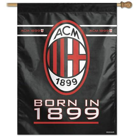 Ac Milan Flag - AC Milan House Flag