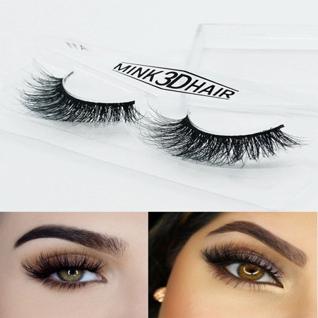 f2935298948 Hot Sale 3D Mink False Eyelashes, Layered Wispy (Lilly/Miami)*Party Lashes-Natural  Long Fabulous Cosmetic Eye Lashes,Makeup Beauty Tools - Walmart.com