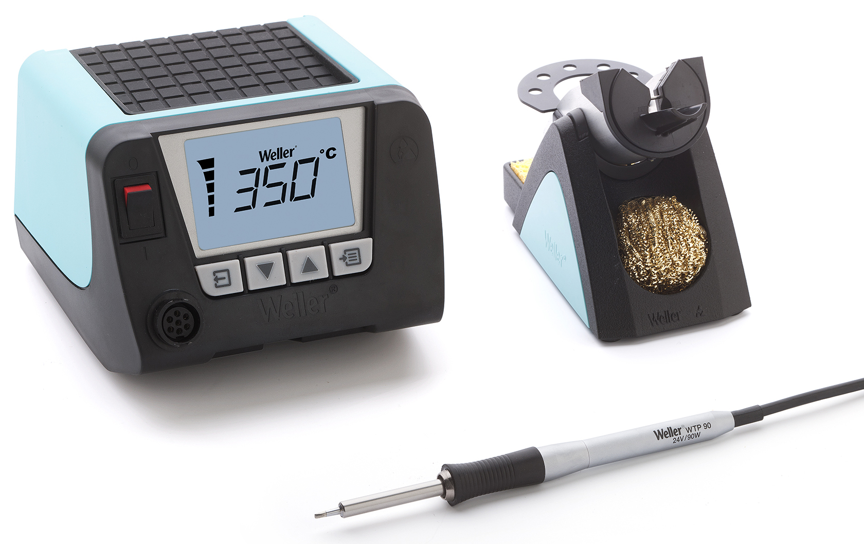 Weller WT1010N with WT1 Soldering Station and WTP90 Iron by Weller