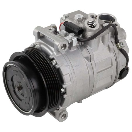 AC Compressor & A/C Clutch For Mercedes S430 CL500 C230 CLK320 ML320 C320 C240 2003 Mercedes C230 Sedan