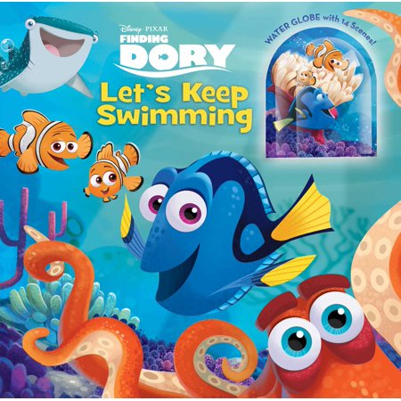 Disney•Pixar Finding Dory: Let's Keep Swimming By Bill Scollon - image 1 of 1