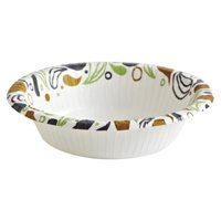 Boardwalk Deerfield Printed Paper Bowls, 12 oz, 1000 count -BWKDEER12BOWL