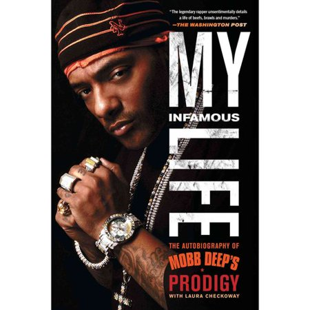 """Image of My Infamous Life - by Albert """"Prodigy"""" Johnson (Paperback)"""