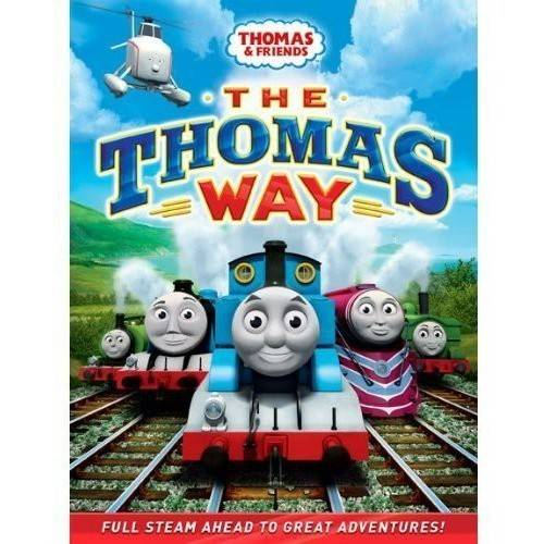 Thomas & Friends: The Thomas Way (Full Frame)