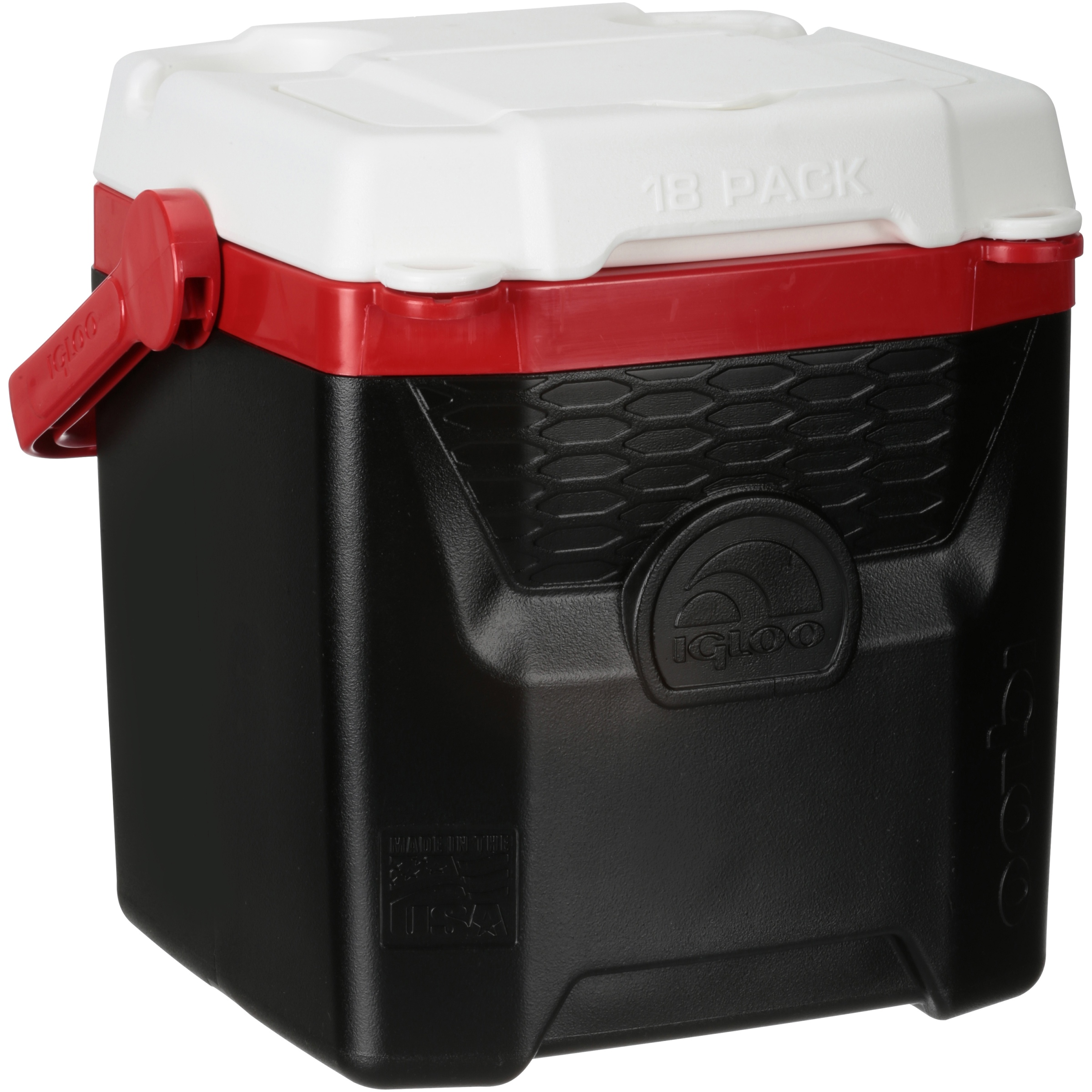 Igloo® Quantum™ 12 Quart Black Personal Cooler