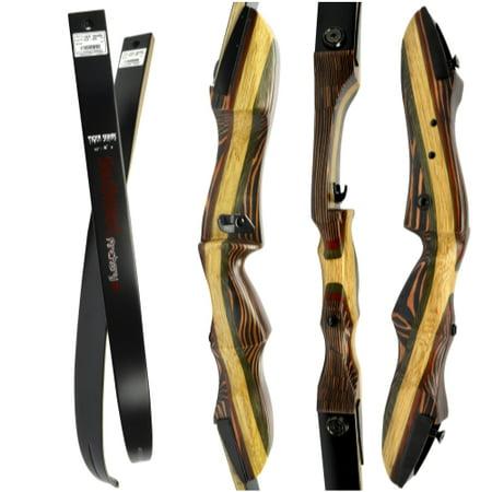 TigerShark Premium Takedown Recurve Bow by Southwest Archery USA - L29