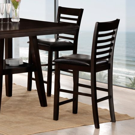 Simmons Carson Dining Chairs Set Of 2 Walmart Com