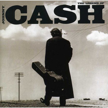 Johnny Cash - Legend of Johnny Cash (CD)