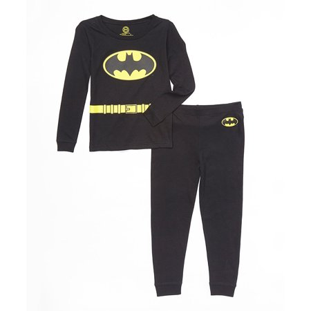Batman Baby toddler boy tight fit pajamas 2pc set