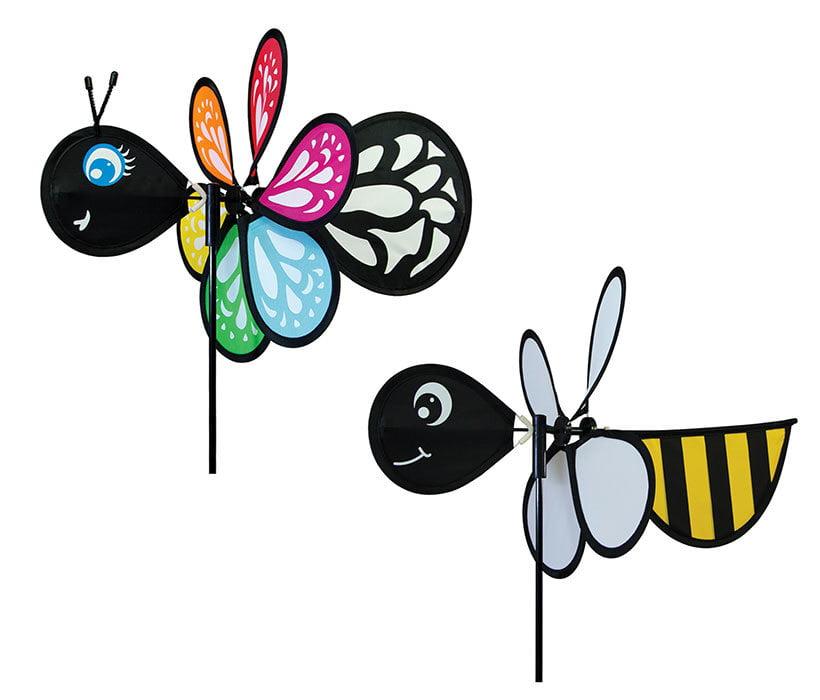 Garden Spinner Butterfly & Bee Baby Wind Spinner by Mozlly