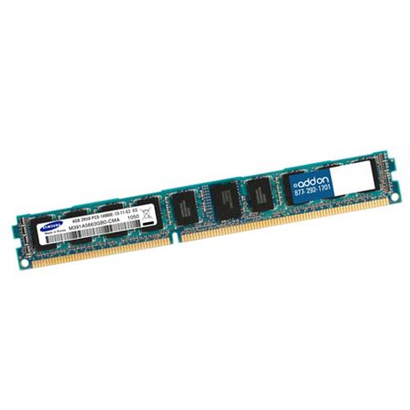Buy Now AddOn – Memory Upgrades 8GB DDR3 SDRAM Memory Module – 8 GB – DDR3 SDRAM – 1333 MHz DDR3-1333/PC3-10600 – ECC – Registered – 240-pin DIMM Before Special Offer Ends