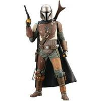 Star Wars ArtFX+ The Mandalorian Statue