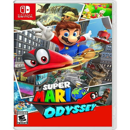 Mom Switch - Super Mario Odyssey, Nintendo, Nintendo Switch, 045496590741