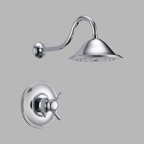 Brizo Traditional: Tempassure(R) Thermostatic Shower Trim