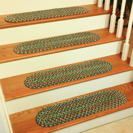 Rhody Rug Kelley Stair Tread ()
