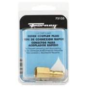 Forney 75135 0.25 in. 5500 PSI Quick Connect Female Plug
