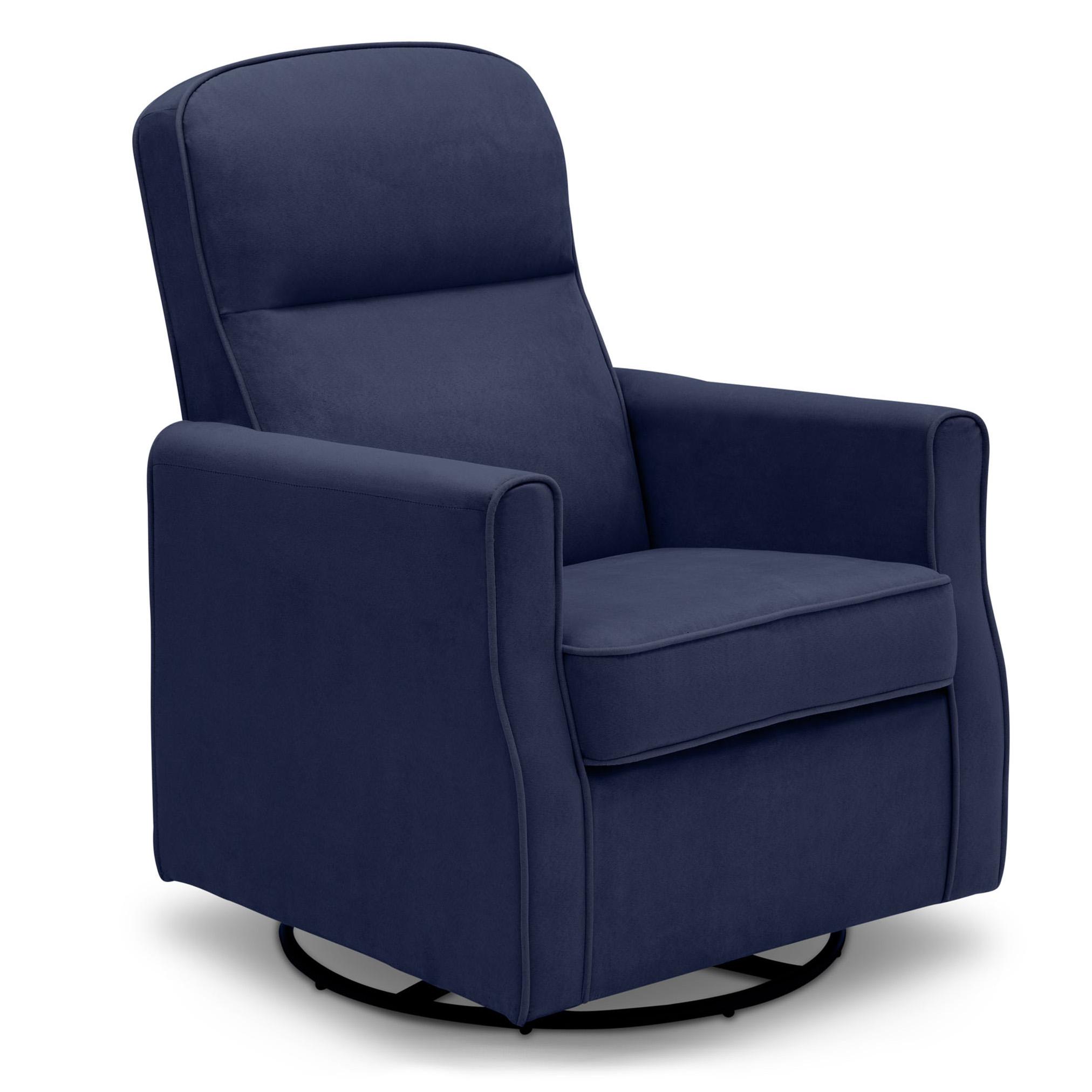 Delta Furniture Clair SLIM Nursery Glider Swivel Rocker Chair