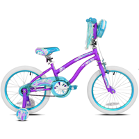"Kent 18"" Mischief Girl's Bike, Pink, For Height Sizes 3'8"" and Up"