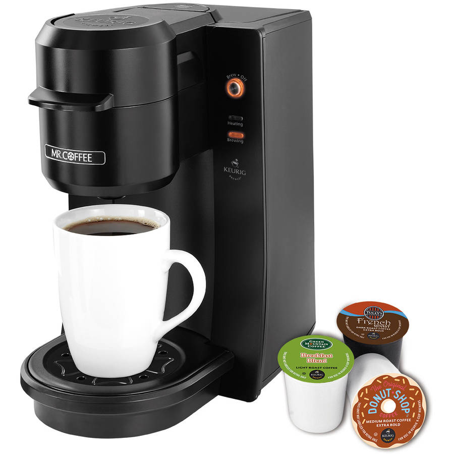 Mr. Coffee Single-Serve Coffee Maker, BVMC-KG2