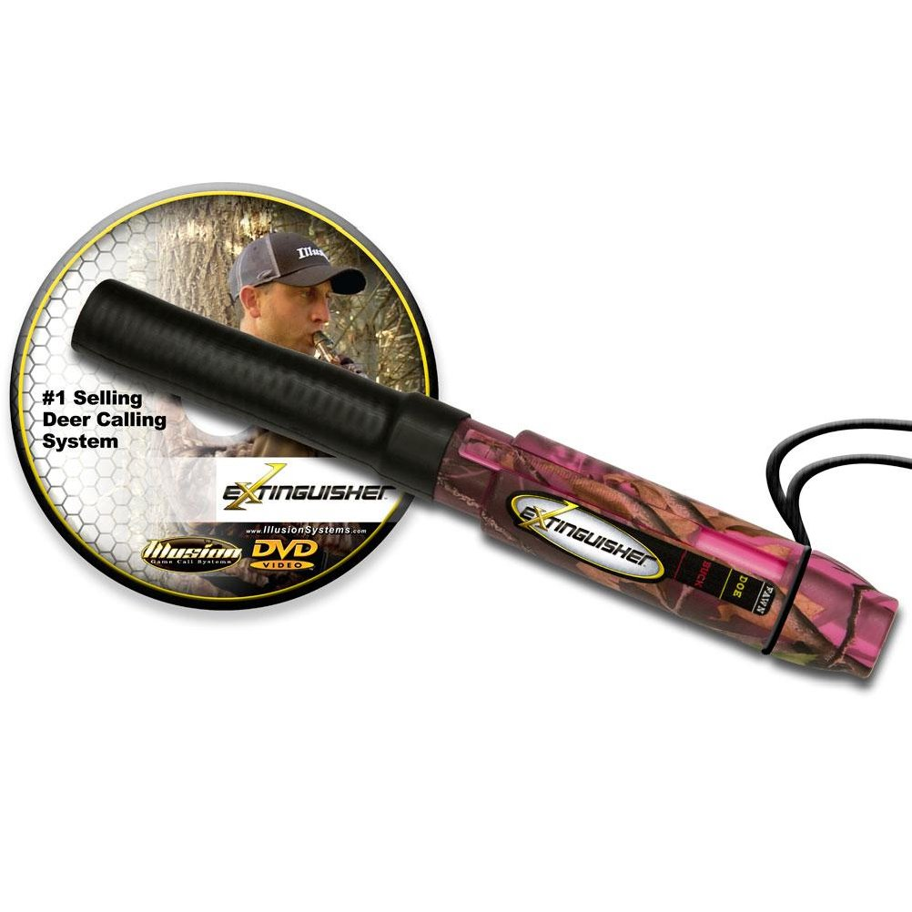 Illusion Extinguisher Deer Call System