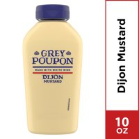 Grey Poupon Dijon Mustard, 10.0 oz Squeeze Bottle