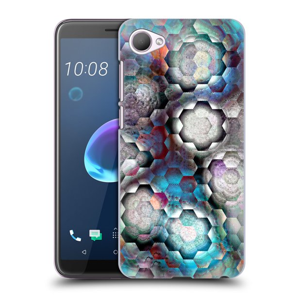 OFFICIAL HAROULITA ABSTRACT PATTERNS HARD BACK CASE FOR HTC PHONES 1