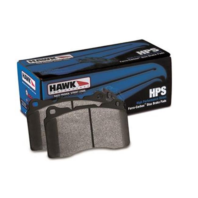 HAWK HB418F646 Hps Series Brake Pad