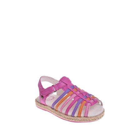 - UGG Toddlers Gretel Jute Sandal - Pink