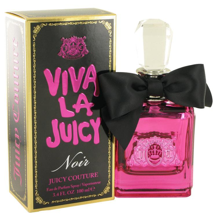 Viva La Juicy Noir by Juicy Couture Eau De Parfum Spray 3.4 oz