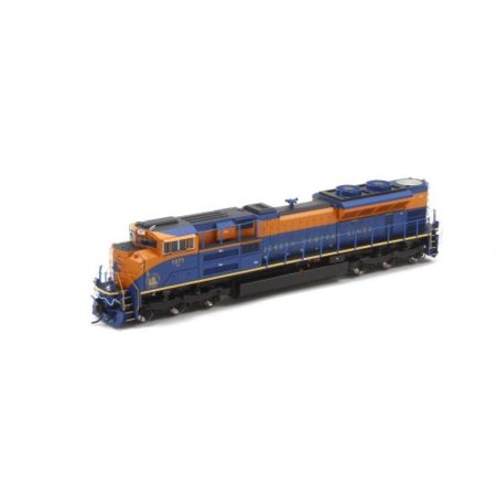 HO SD70ACe w/DCC & Sound, NS/CNJ Heritage #1071 Multi-Colored