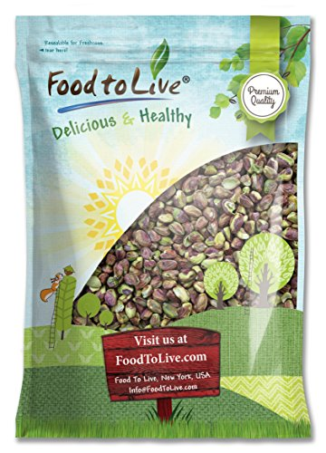 Food To Live Pistachios (9 Pounds) by Food To Live