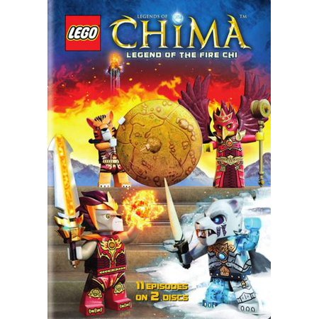 Lego: Lego Legends of Chima: Season Two, Part Two Legend of the Fire Chi (Other)