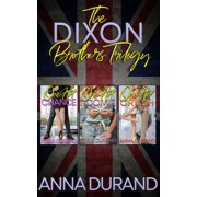 The Dixon Brothers Trilogy - eBook