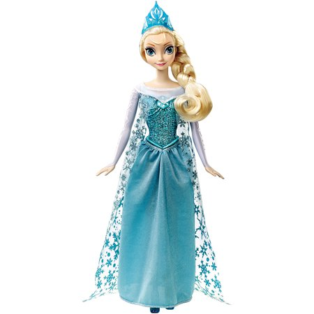 Disney frozen elsa singing doll walmart disney frozen elsa singing doll voltagebd Choice Image